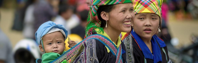 Saúde com a Comunidade no Vietname