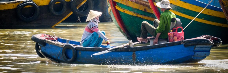 Social com a Comunidade no Vietname