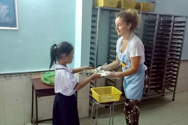 vidaedu voluntariado social comunidade vietname