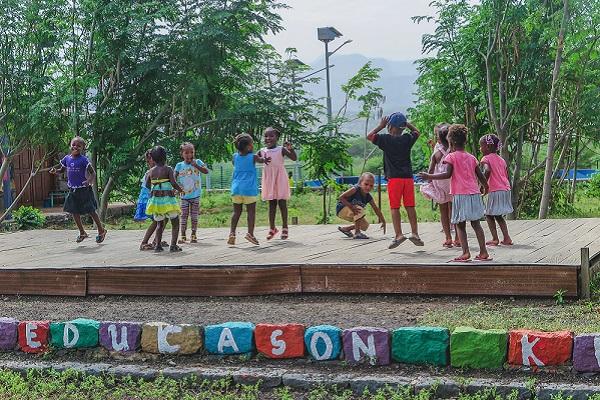 vidaedu voluntariado ensino criancas cabo verde