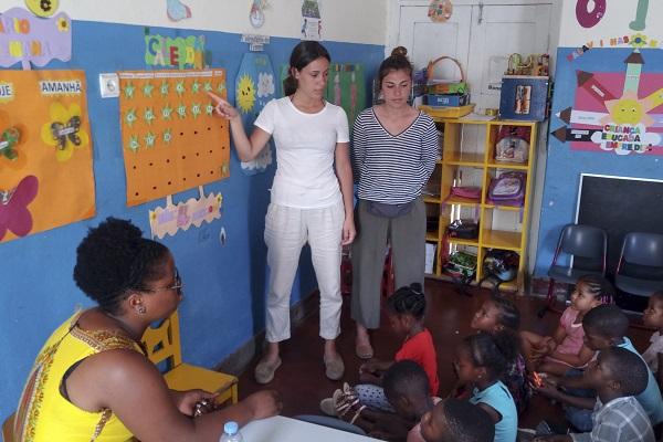 vidaedu voluntariado internacional ensino criancas viajar cabo verde