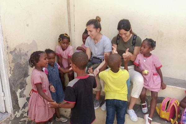 vidaedu voluntariado internacional ilha santiago cabo verde