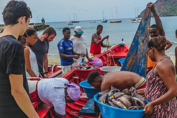 vidaedu voluntariado semana cultural ilha santiago cabo verde