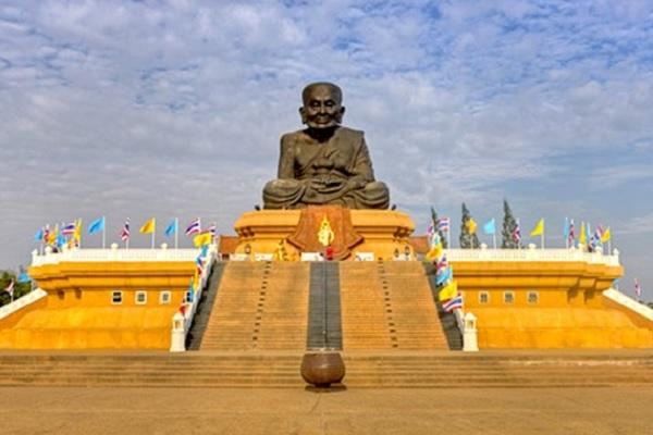 vidaedu viajar voluntariado Wat Huay Mongkol tailandia