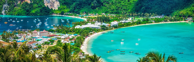 Voluntariado e Viajar na Tailândia em Grupo