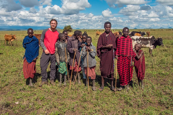 vidaedu maasai people voluntariado internacional tanzania