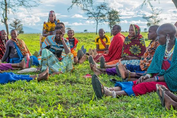 vidaedu voluntariado internacional maasai women tanzania