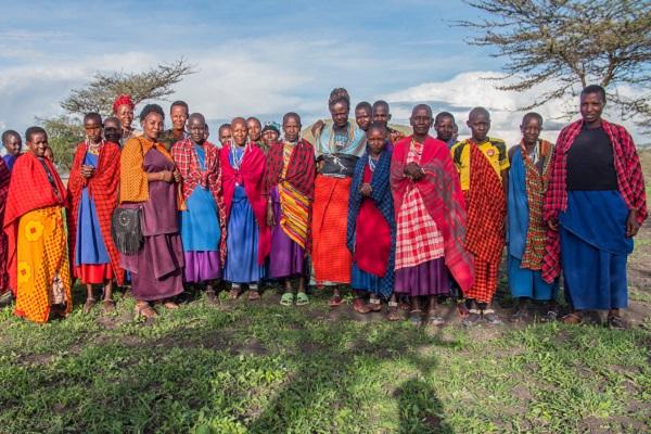 vidaedu volunteer international mulheres maasai tanzania africa