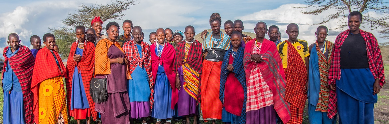 Projeto Women Empowerment na Tanzânia