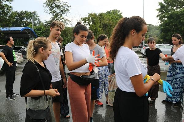 vidaedu voluntariado ambiente singburi tailandia asia