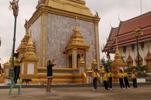 vidaedu voluntariado desporto voleibol tailandia