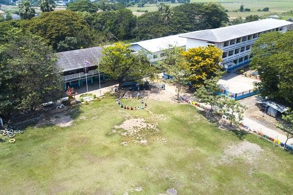 vidaedu voluntariado internacional escola templo tailandia