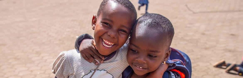 Projeto Ensino a Crianças em Zanzibar
