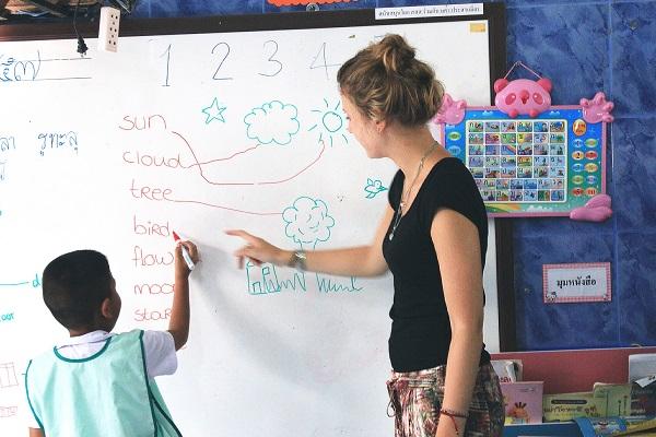 vidaedu volunteer international ensino ingles tailandia