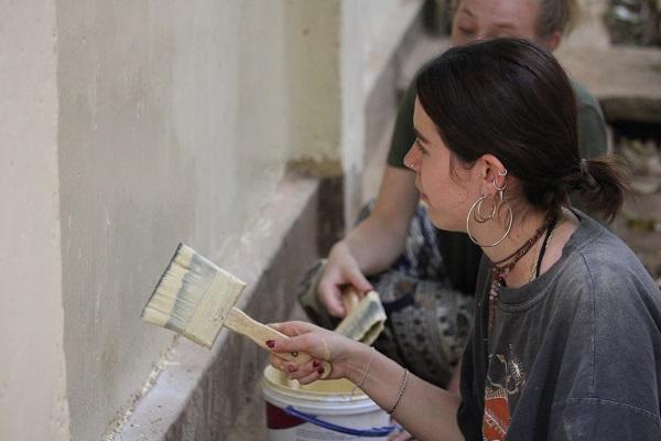 vidaedu voluntariado construcao sri lanka kandy