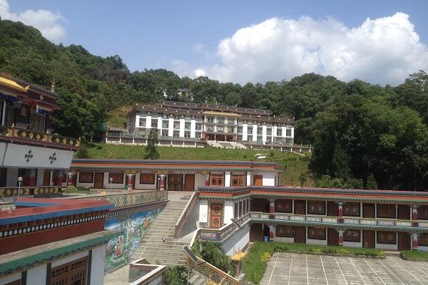 vidaedu volunteer international mosteiro sikkim india