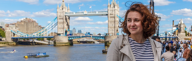 Cursos de Inglês em Londres -Tudo Incluído