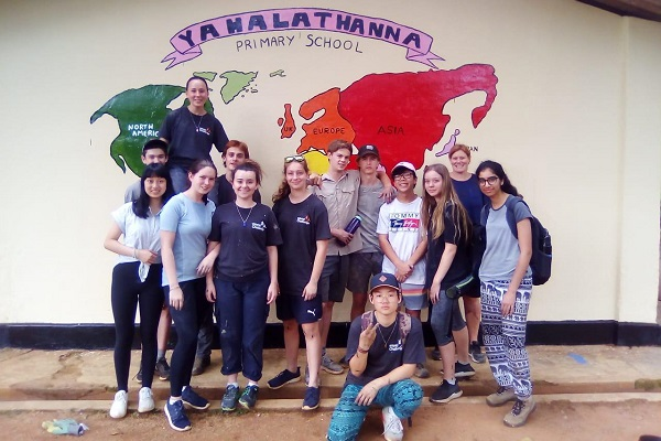 vidaedu kandy renovacao escolas voluntariado internacional sri lanka