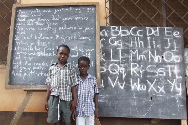 vidaedu estudantes voluntariado internacional gana africa