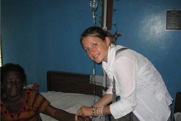 vidaedu saude hospitais gana voluntariado internacional
