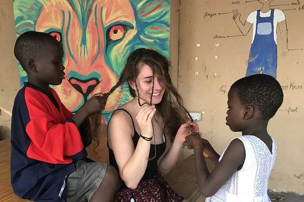 vidaedu social criancas gana voluntariado internacional gana