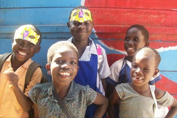 vidaedu social criancas voluntariado internacional gana africa