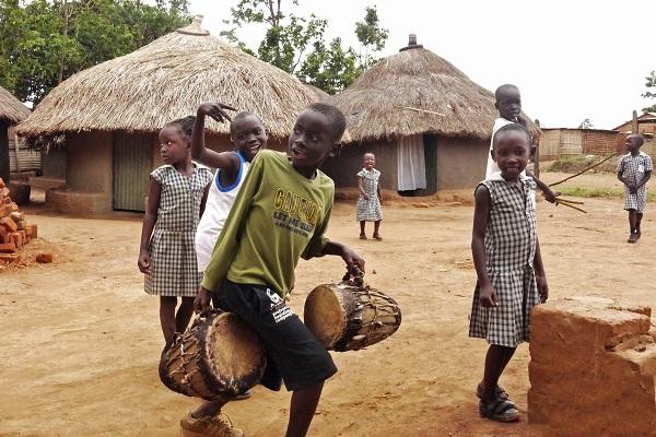 vidaedu voluntariado internacional arte design acra gana africa