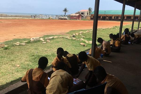 vidaedu voluntariado internacional criancas arte design gana africa