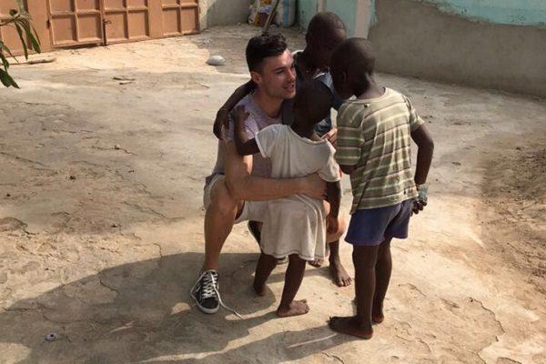 vidaedu voluntariado internacional criancas gana africa