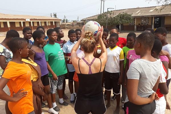 vidaedu voluntariado internacional desporto gana