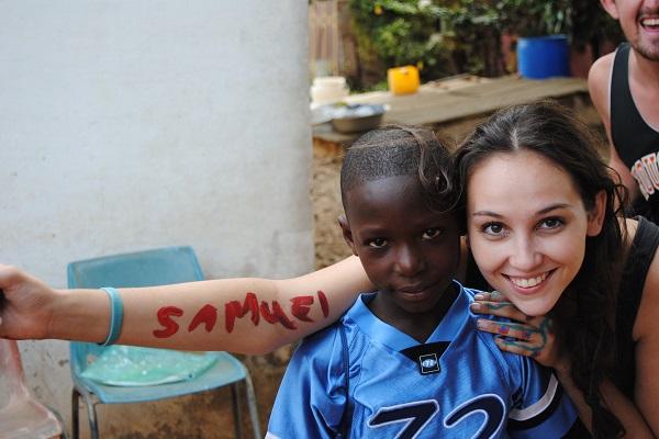 vidaedu voluntariado internacional gana africa