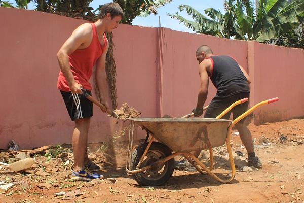 vidaedu volunteer international comunity gana africa