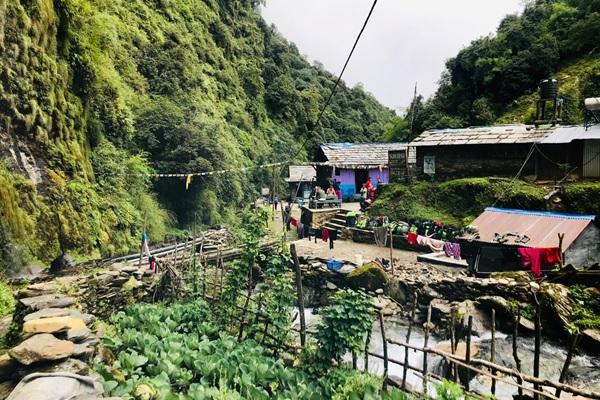 vidaedu trekking himalaias annapurna nepal