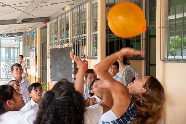 vidaedu costa rica voluntariado internacional criancas esparza