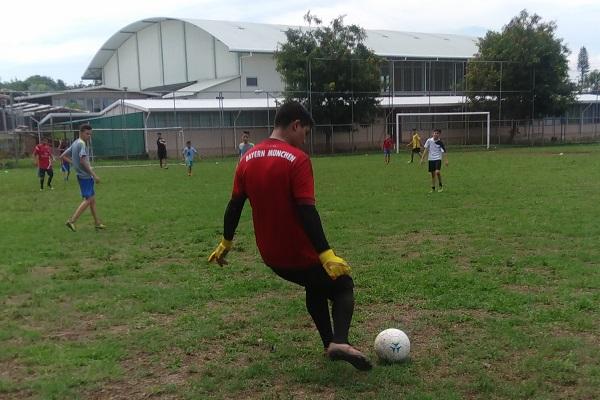 vidaedu costa rica voluntariado internacional desporto criancas