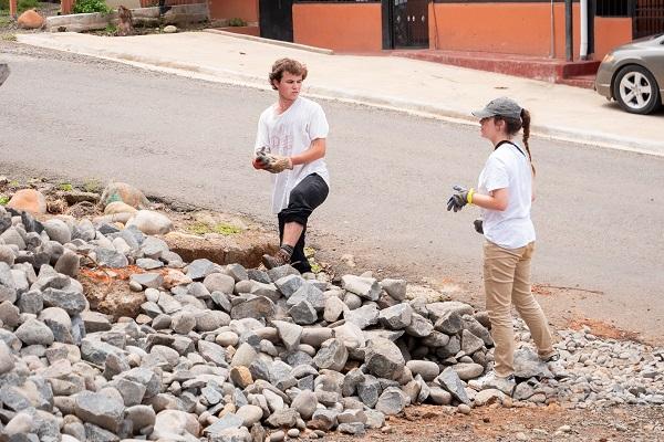 vidaedu voluntariado internacional construcao esparza costa rica