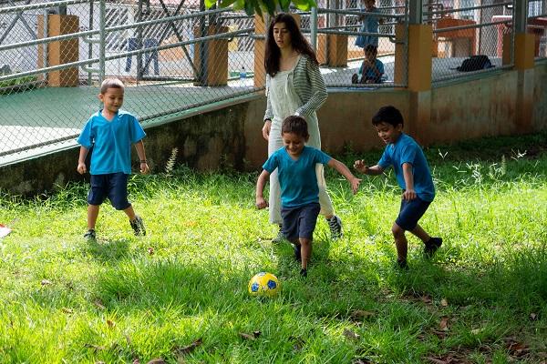 vidaedu voluntariado internacional criancas costa rica esparza