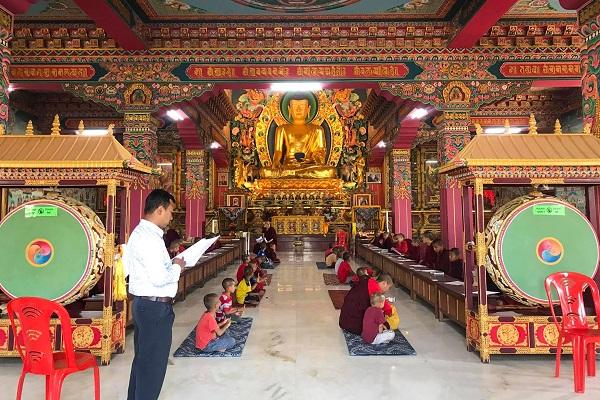 vidaedu voluntariado internacional monges nepal