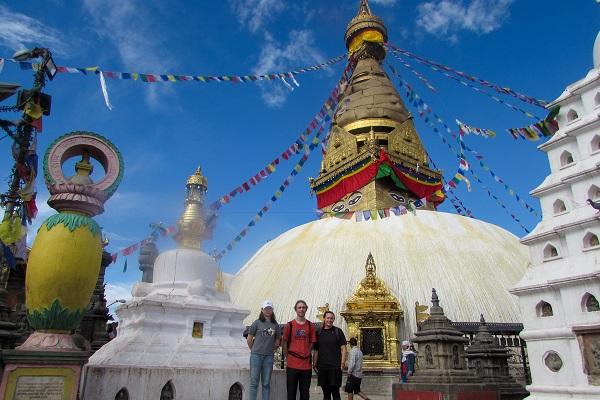 vidaedu voluntariado internacional nepal culture templo katmandu