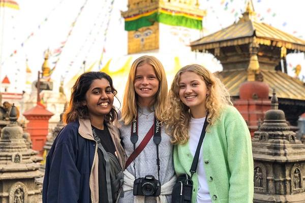 vidaedu voluntariado internacional seemana cultural katmandu nepal