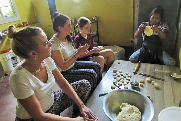 vidaedu volunteer international kathmandu introduction week nepal