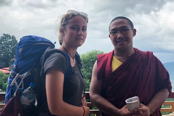 vidaedu volunteer international trekking himalaias nepal