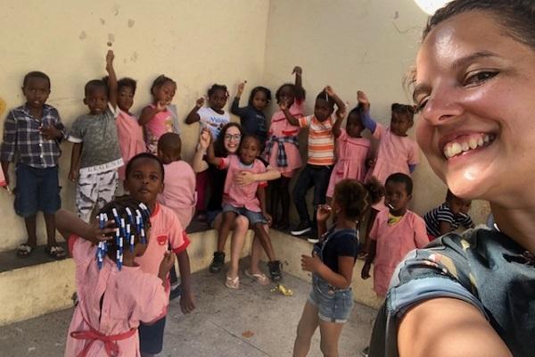 vidaedu voluntariado internacional criancas cabo verde