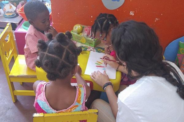 vidaedu voluntariado internacional social criancas cabo verde