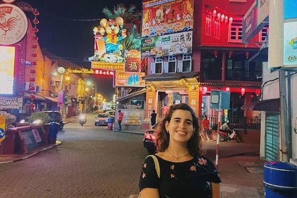 vitoria estagio trabalho hoteis resorts turismo malasia asia