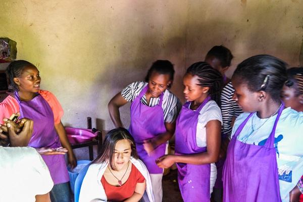 vidaedu mulheres voluntariado internacional kenya