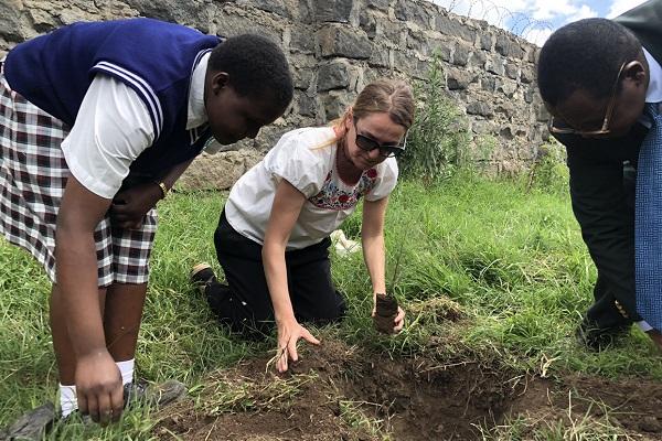 vidaedu voluntariado internacional ambiente quenia africa
