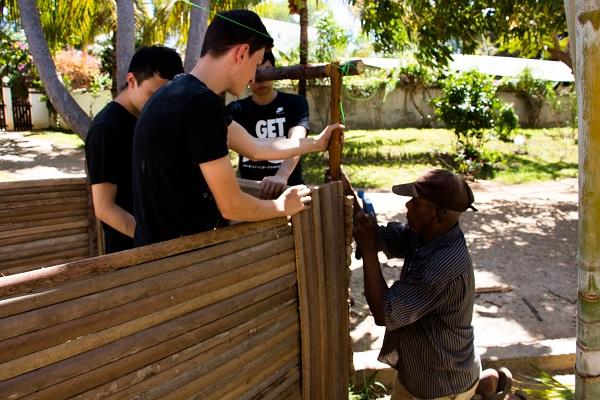 vidaedu voluntariado internacional construcao quenia