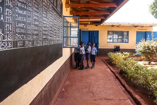 vidaedu voluntariado internacional criancas kenia