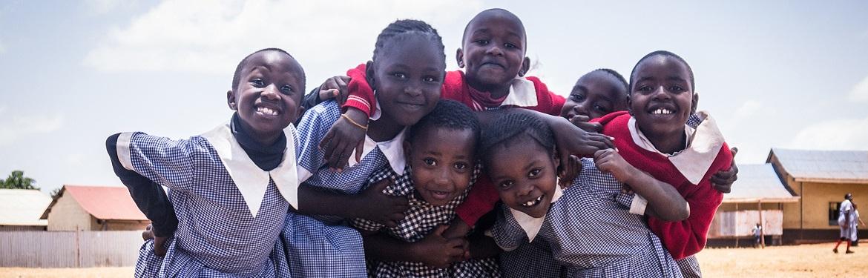 Projeto Ensino a Crianças no Quénia